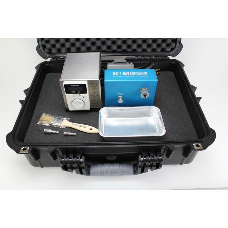 K&M Benchtop Case Prep Machine 1 Spindle