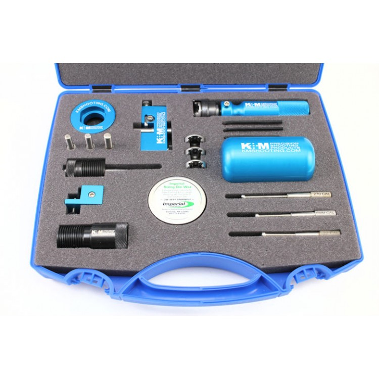 Micro-Adjustable Neck Turner Kit - CASE ONLY