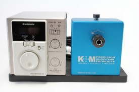 K&M Benchtop Case Prep Machine 50-200 RPM