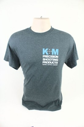 Charcoal Dryblend K&M T-Shirt