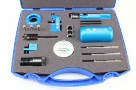 Micro-Adjustable Neck Turner Kit - CASE ONLY