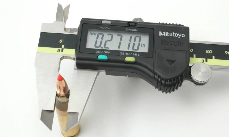 Mitutoyo Digimatic Caliper .0005 Resolution-393