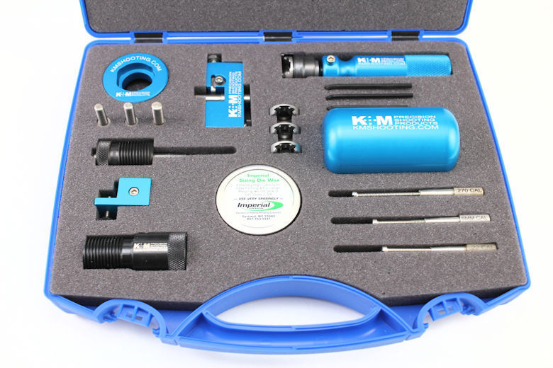 Product Case for Expand Mandrel Kit-0
