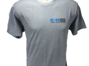 Premium Heather Triblend K&M T-Shirt-0