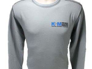 Granite Black Thermal K&M Long Sleeve-0