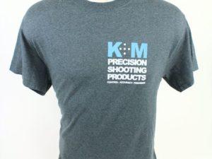 Charcoal Dryblend K&M T-Shirt-0