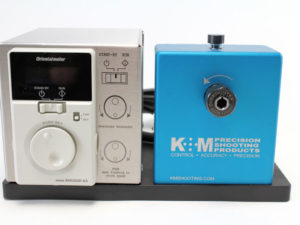 K&M Benchtop Case Prep Machine 50-200 RPM-0